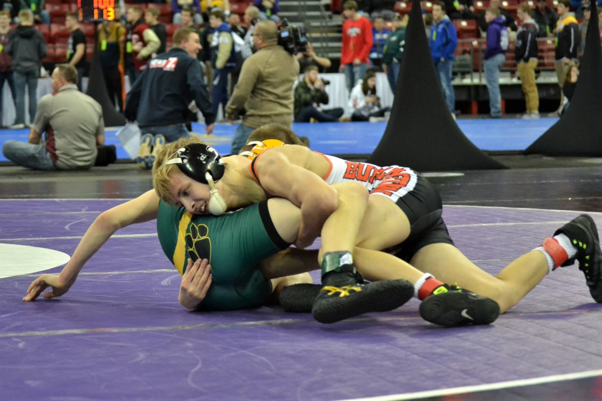 Individual State Wrestling Day 1notes