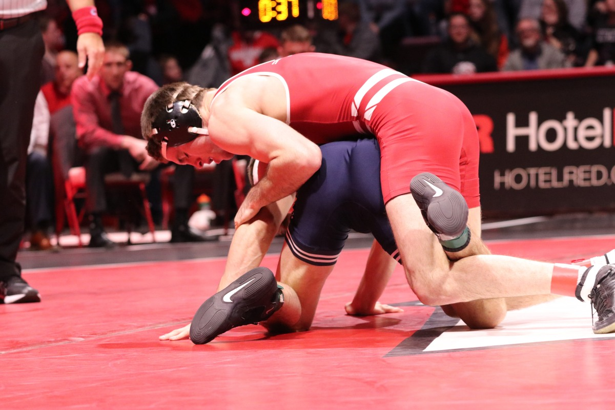 Badgers suffer sound defeat at hands of PennState